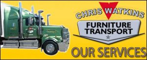 Chris Watkins Furniture Transport - Street Requiem Sponsor