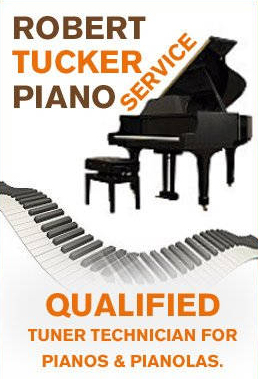 Robert Tucker Piano Service - Street Requiem Sponsor
